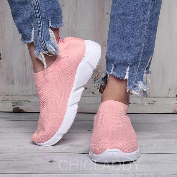 De mujer Tela Malla Casual al aire libre zapatos