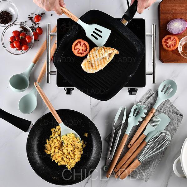 Gel de silice Accessoires pour ustensiles de cuisine