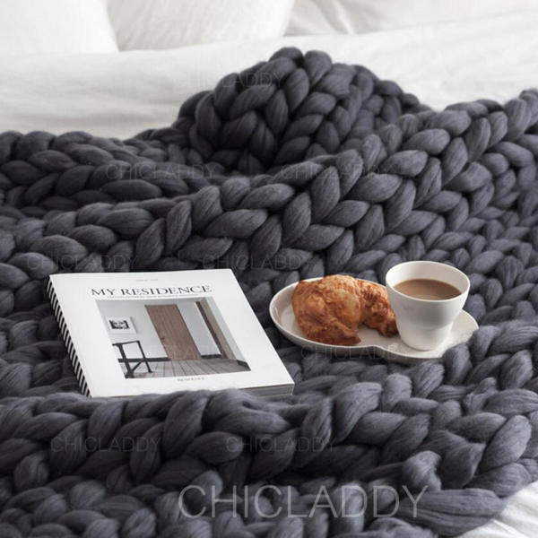 Classical Acrylic Blankets & Throws