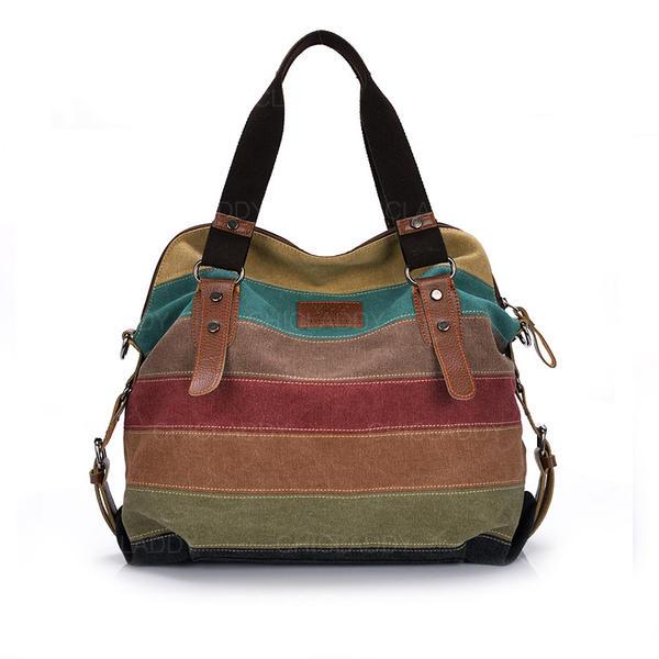 Color de empalme/Multifuncional Bolsas de mano/Bolso de Hombro/Bolsas de Hobo