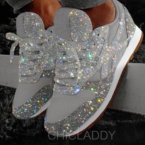 De mujer PU Casual con Cordones zapatos
