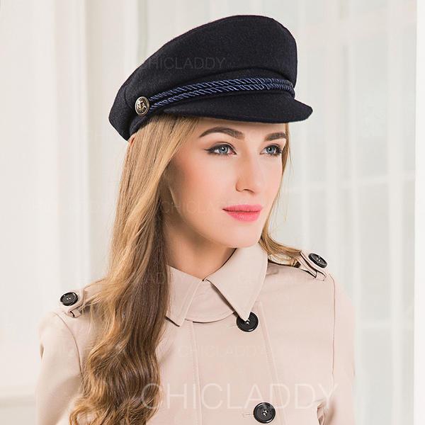 Dames Élégante/Simple/Fantaisie Coton Disquettes Chapeau