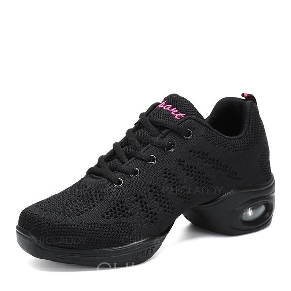 Vrouwen modern Jazz Dans Sneakers Doek Jazz