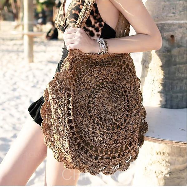 Antiguo/Simple Bolsas de mano/Bolsas de playa/Bolsas de Hobo