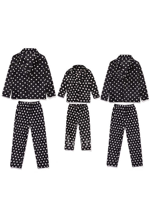PolkaDot Family Matching Pajamas