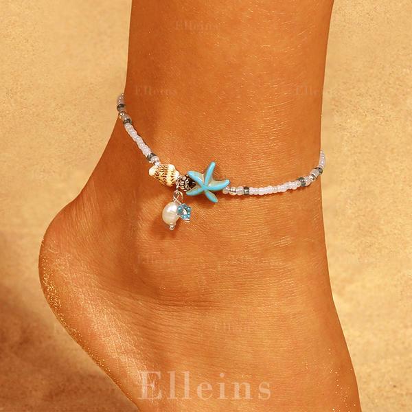 Exquisite Alloy Resin Women's Fashion Bracelets