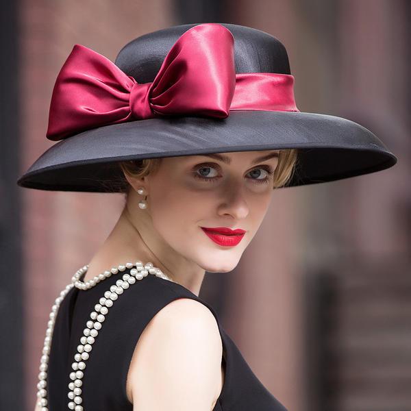 2af46d9e312 Ladies  Fancy Feather Net Yarn Bowler Cloche Hat (196114756) - Hats ...