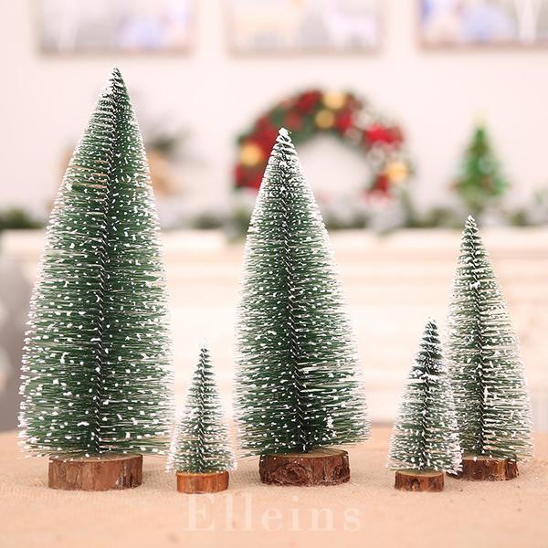 Us 199 Boże Narodzenie Drewno Drzewo Przedmioty Dekoracyjne Elleins