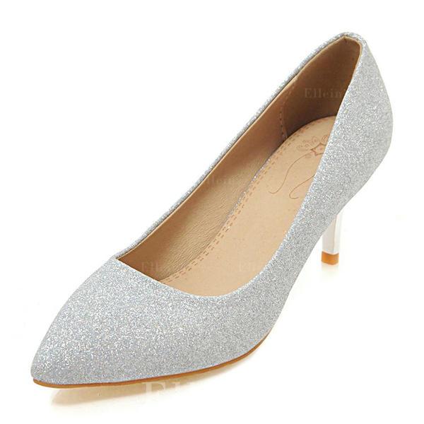 017c8c5db8f De mujer PU Tacón stilettos Salón con Otros zapatos (085186409 ...