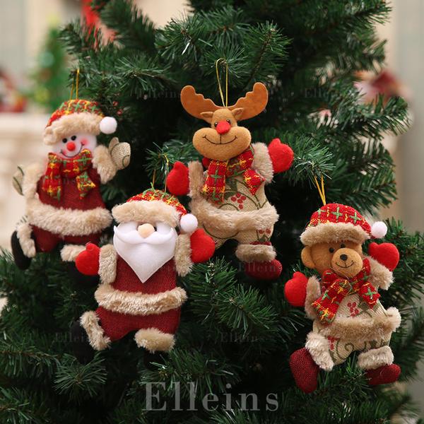 Zł 800 Boże Narodzenie Tkanina Przedmioty Dekoracyjne Elleins
