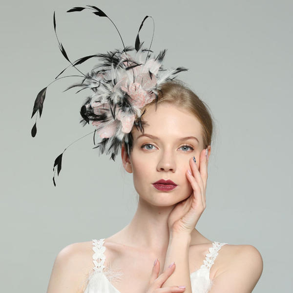 8fa352129 [US$ 33.99] Ladies' Glamourous/Elegant/Fancy Feather With Feather  Fascinators/Kentucky Derby Hats - Elleins