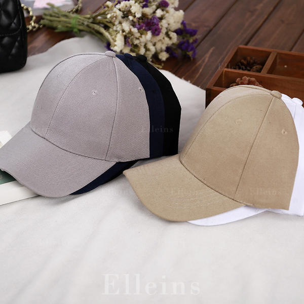 3f5fed151 [US$ 9.99] Unisex Hottest Fabric/Acrylic Baseball Caps/Beach/Sun Hats -  Elleins