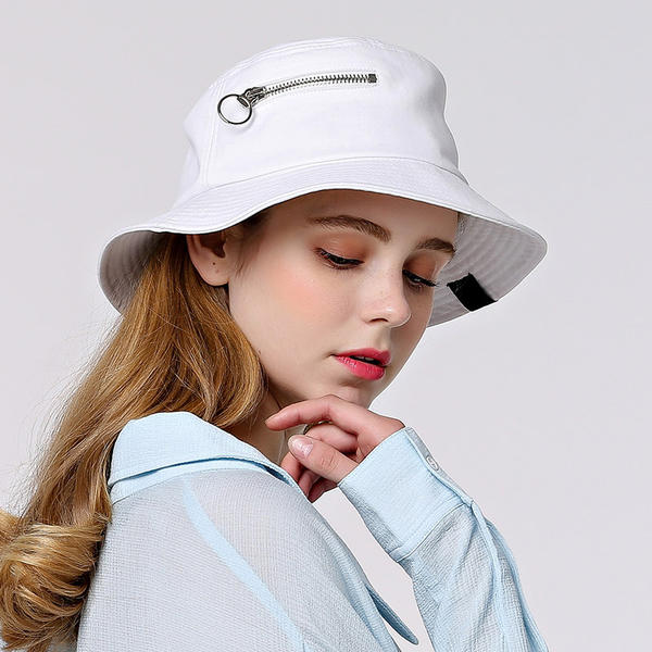 68a2f1ceb [US$ 25.99] Unisex Simple Cotton Beach/Sun Hats - Elleins