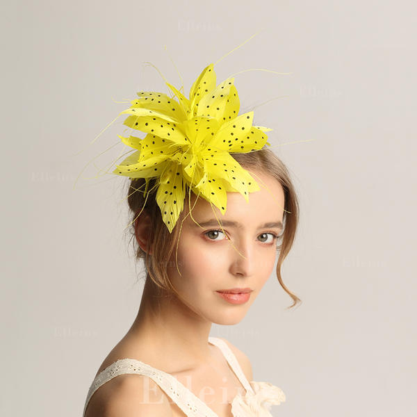 9140d66b4 [US$ 24.99] Ladies'  Special/Glamourous/Elegant/Unique/Fancy/Romantic/Vintage/Artistic Feather  Fascinators - Elleins
