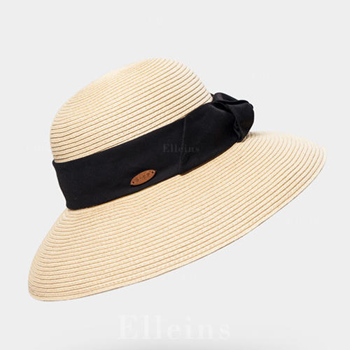 37cc0d3bf [US$ 18.99] Ladies' Lovely/Exquisite Raffia Straw With Imitation Butterfly  Straw Hat/Beach/Sun Hats - Elleins