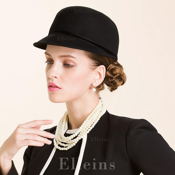 48235ad67 [US$ 21.99] Ladies' Simple/Eye-catching/Pretty Wool Bowler/Cloche Hats -  Elleins