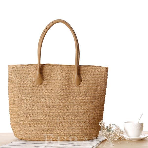 Büyüleyici Polyester Omuz çantaları/Plaj Çantaları