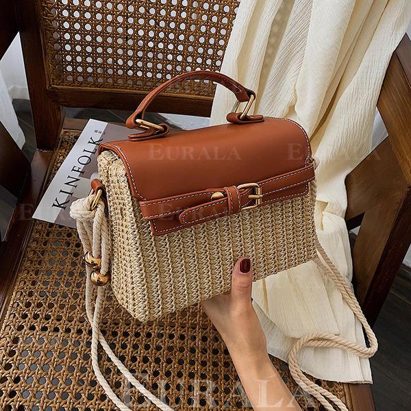 Vintage/Egyszerű Crossbody táskák/Strandtáskák
