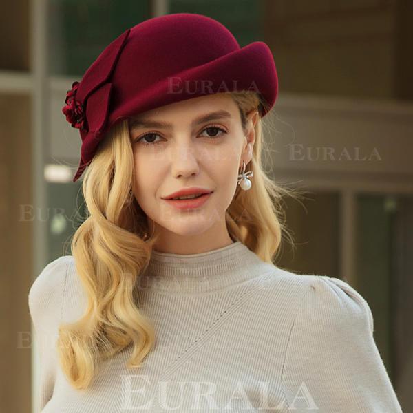 8bc1df8ab [US$ 40.99] Ladies' Beautiful/Elegant/Simple Wool Floppy Hats - Eurala