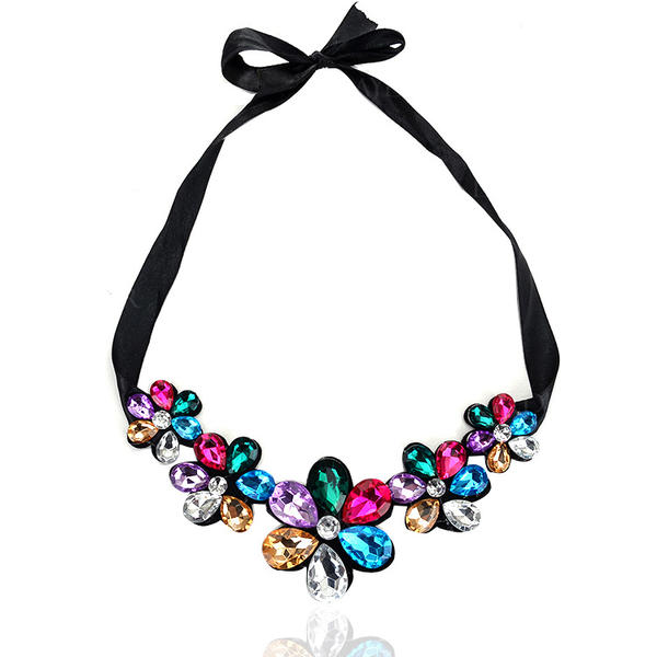 103eaba70 Unikátní Krajka Dámské Módní náhrdelník (Prodává se jako jeden kus ...