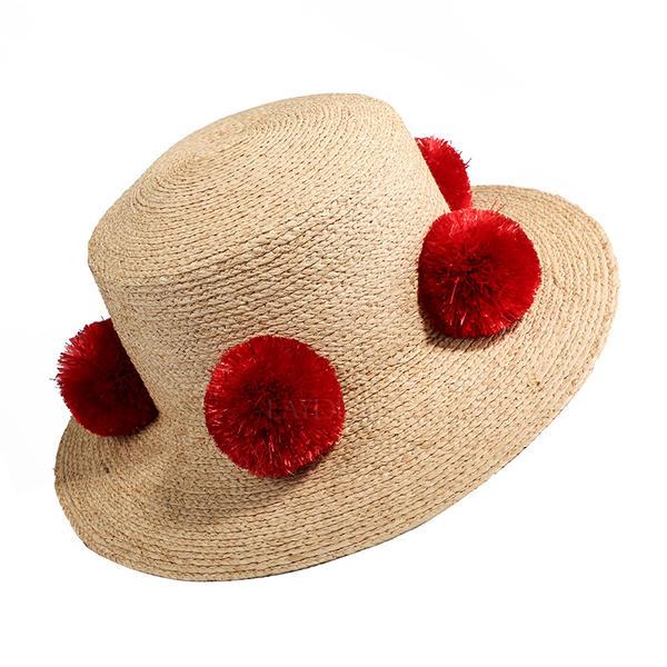 4fb5ae702 [US$ 73.99] Ladies' Simple/Nice/Fancy Polyester Beach/Sun Hats - Laydear