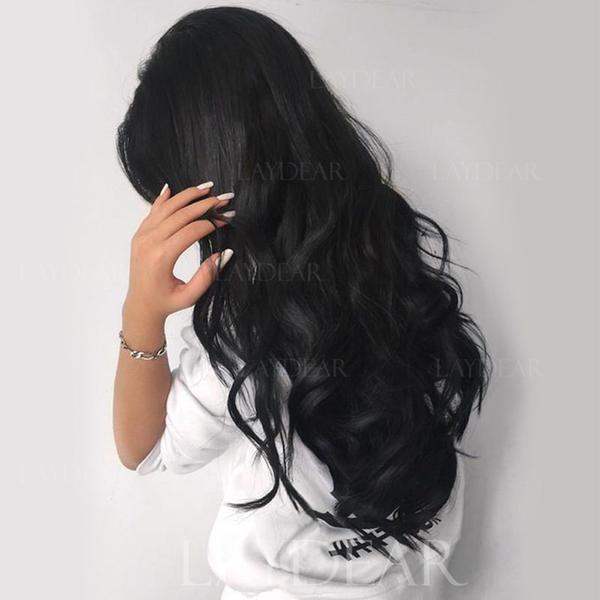 Volný splývavý Syntetické vlasy Bezkřídlé paruky 250g (219149411 ... cbcd2dede8