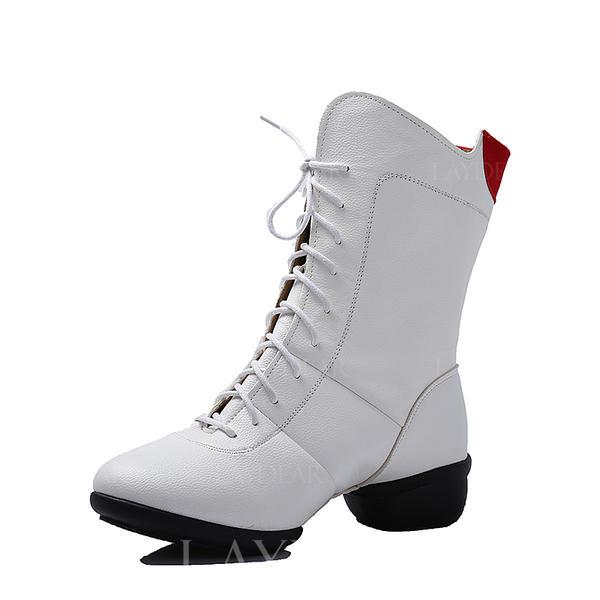 bcd58af3c21 Γυναίκες Μπότες Χορού Αθλητικά Λείαντο Με Κέντημα-επάνω μπότες χορού ...