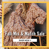 Fall Mix&Match Sale