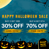 ⚡⚡⚡Happy Halloween Sale
