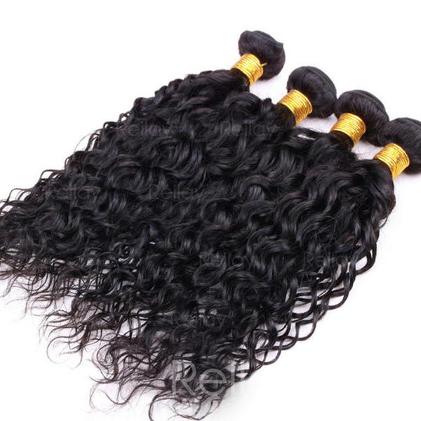 5a Creţ Tip Apă Ud Păr Natural Păr Natural Ondulat Vândut La