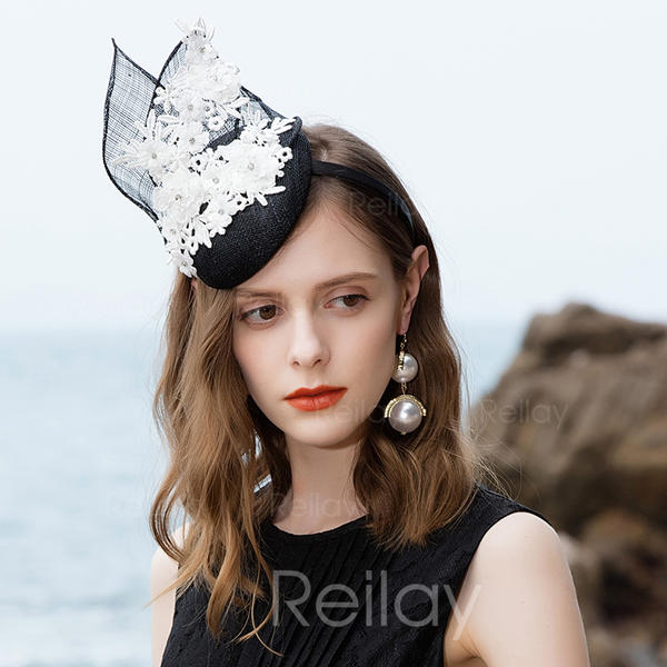 a4c67aeda [US$ 60.99] Ladies' Classic/Elegant/Amazing Cambric Fascinators - reilay
