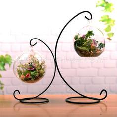 Újdonság Faipari Asztali vázák (2-es készlet)