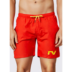 De Los Hombres Cordón Pantalones cortos