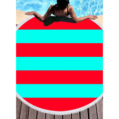 Geometric Print fashion/Boho Beach Towel