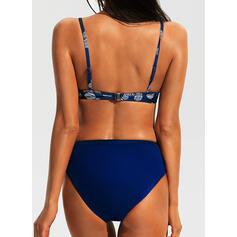 Punto Correa Sexy Bikinis Trajes de baño