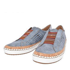 Women's PU Casual With Hollow-out shoes