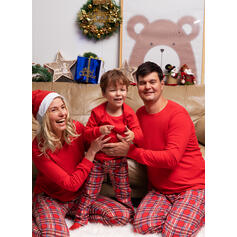 Plaid Family Matching Christmas Pajamas