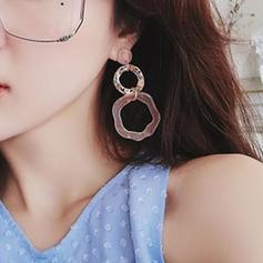Modern Akryl Kvinnor örhängen
