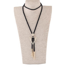Shining Alloy Women's Necklaces (Sold in a single piece)
