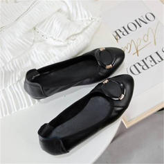 Vrouwen Echt leer Flat Heel Flats met Anderen schoenen