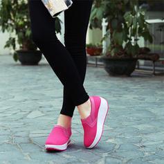 De mujer Tejido Casual con Otros zapatos