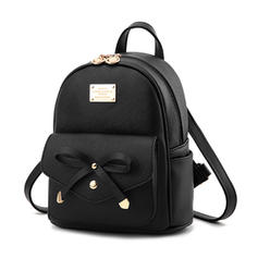 Delicate PU Backpacks