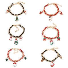 Einzigartig Sexy Exotisch Legierung Armbänder Weihnachtsschmuck