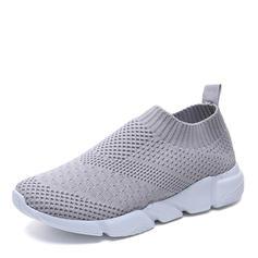 Kvinnor Mesh Låg Klack skor