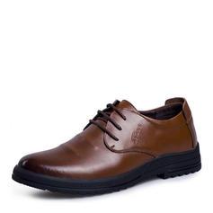 Lace-up Derbies Dress Shoes Real Leather Men's Men's Oxfords
