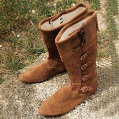 Чоботи середньої довжини Снігові чоботи з Пряжка Зашнурувати взуття