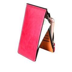 Ensfarget/Multi-funksjonell Lommebøker & Wristletter