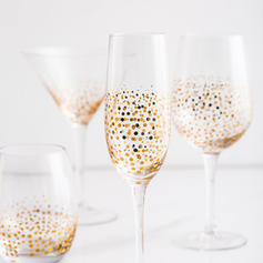 Jednoduchý Móda Sklenka Koktejlové brýle Sklenice na víno a šampaňské