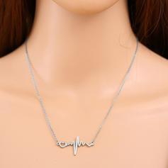 Unique Titanium Steel Women's Necklaces