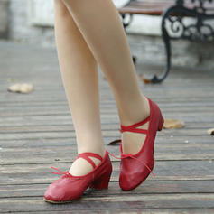 Women's Ballet Real Leather Ballet